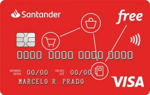 Onde Fica o Número da Conta no Cartão Santander Débito