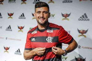 WhatsApp do Arrascaeta do Flamengo (2021)Número Oficial